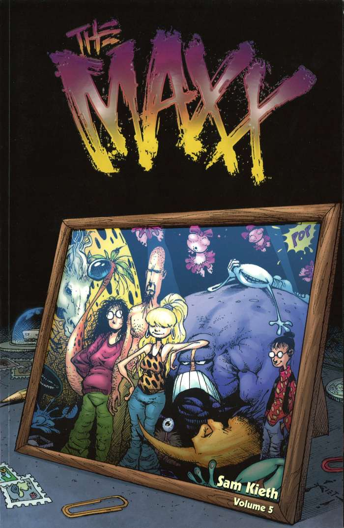 The Maxx Vol. 5 (Collected)
