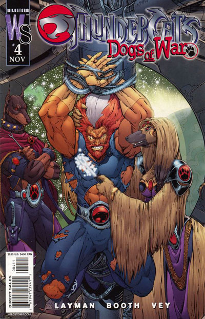 Thundercats: Dogs of War Vol 1 4