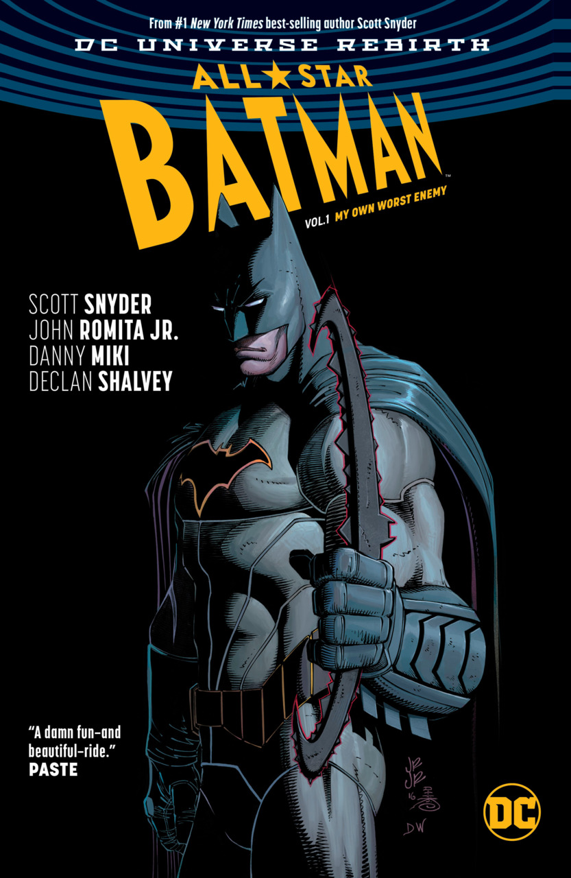 All-Star Batman: My Own Worst Enemy (Collected)