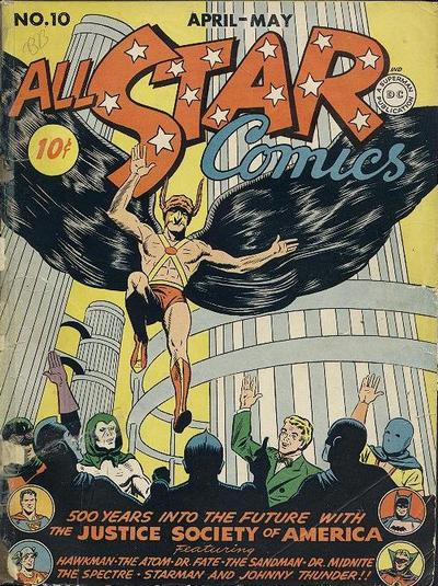 All-Star Comics Vol 1 10