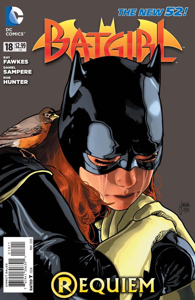 Batgirl Vol 4 18