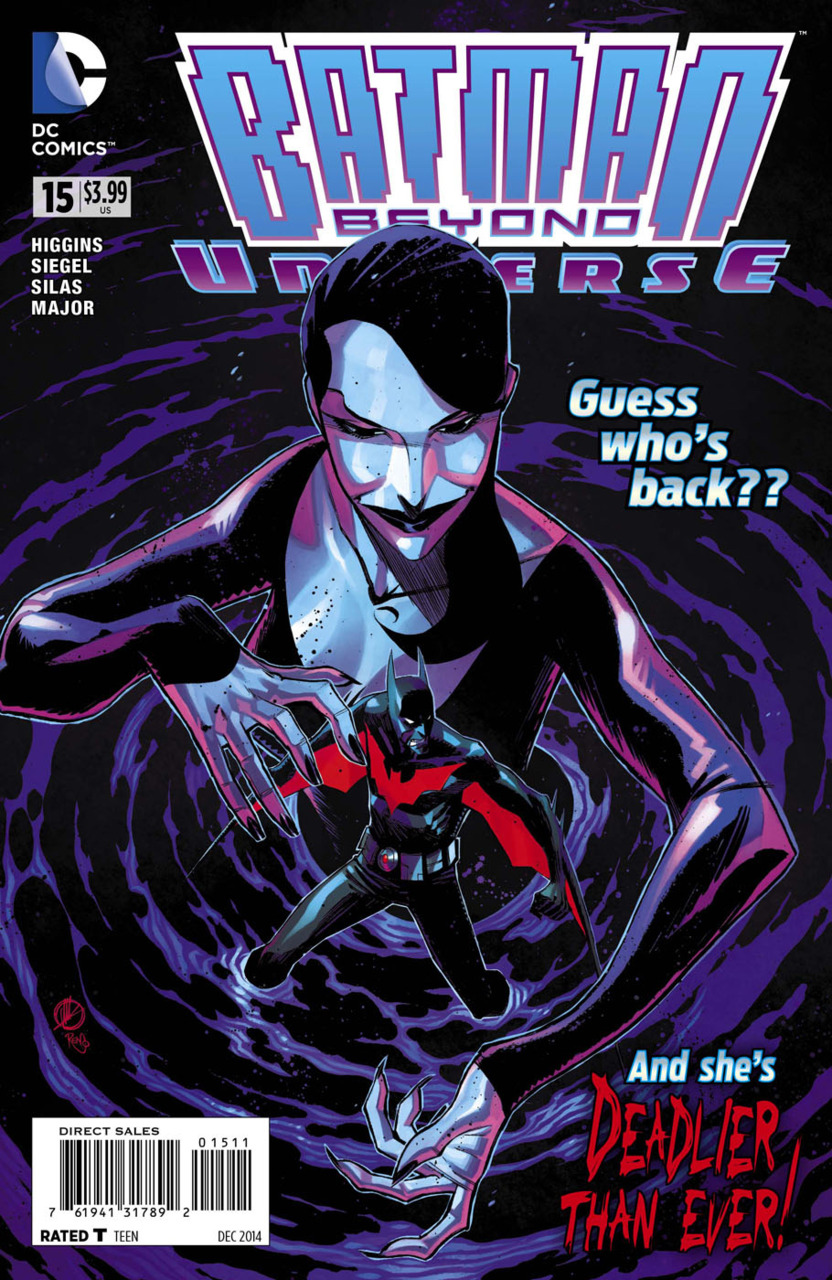 Batman Beyond Universe Vol 1 15