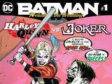 Batman: Prelude to the Wedding: Harley Quinn vs. The Joker Vol 1 1