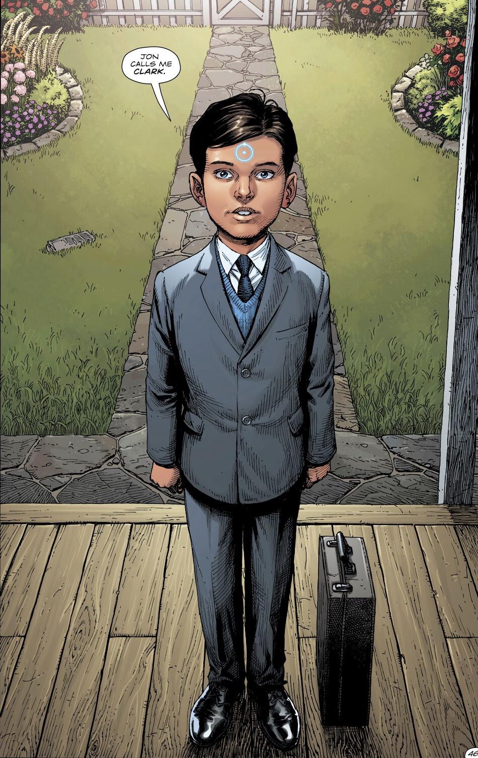 Clark Dreiberg (Watchmen)
