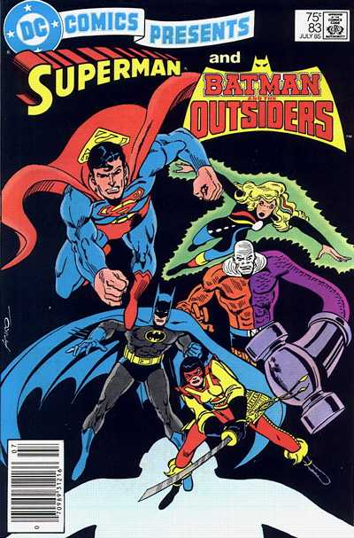 DC Comics Presents Vol 1 83