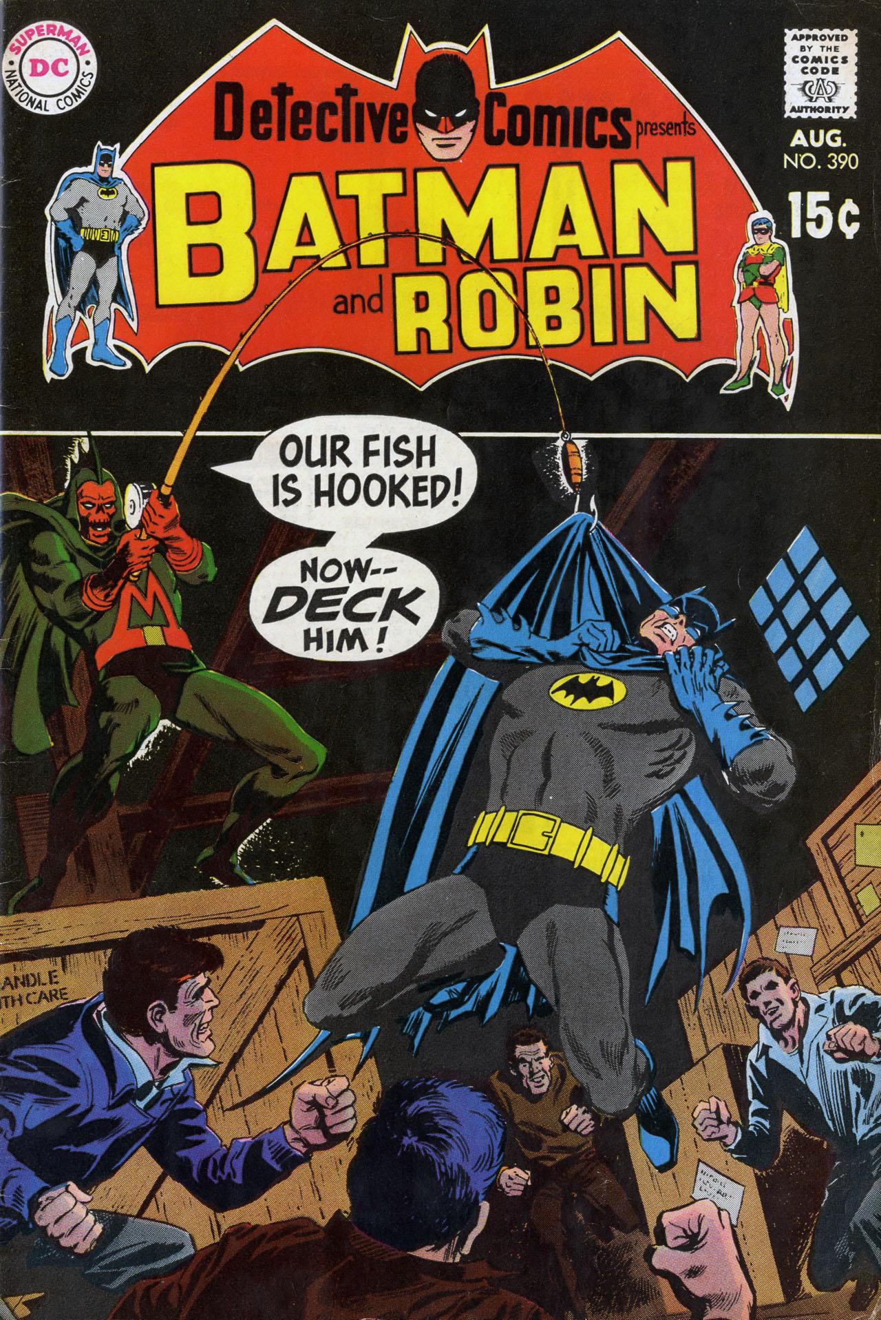 Detective Comics Vol 1 390