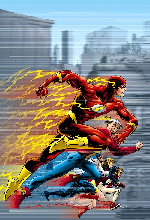 The Flash Vol 2 145