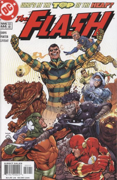 The Flash Vol 2 222
