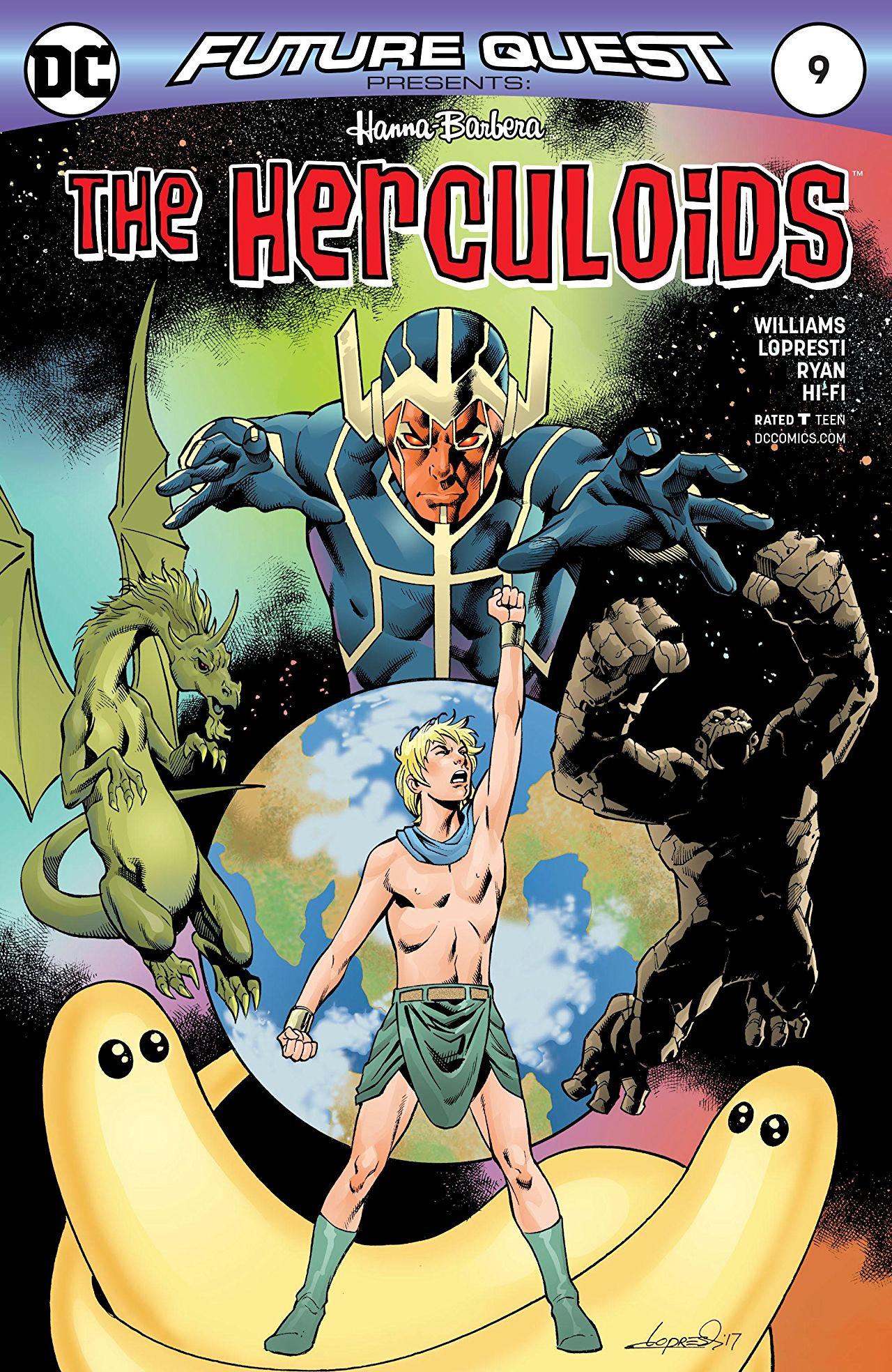 Future Quest Presents Vol 1 9