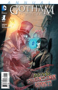 Gotham by Midnight Annual Vol 1 1