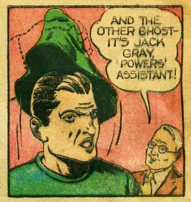 Jack Gray (Quality Universe)