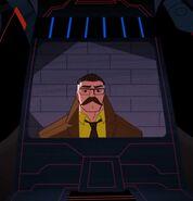 James Gordon Justice League Action 0001