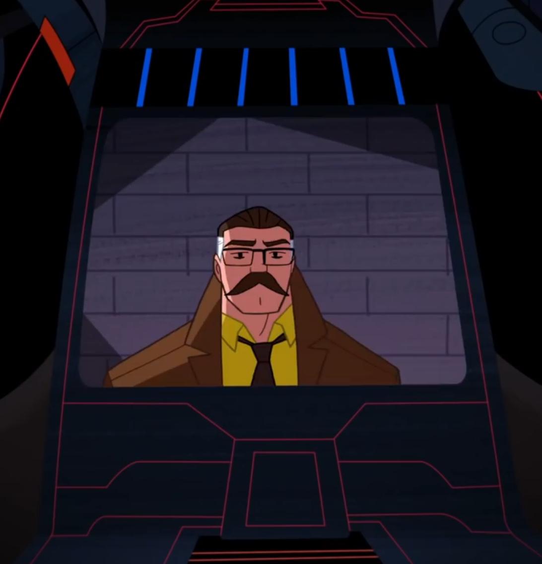 James Gordon (Justice League Action)