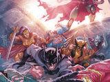 Justice League: Justice/Doom War (Collected)