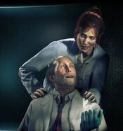 Kirk and Francine Langstrom Arkhamverse 0001