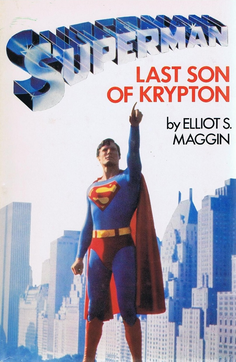 Last Son of Krypton (Novel)