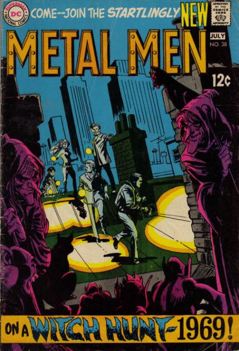 Metal Men Vol 1 38