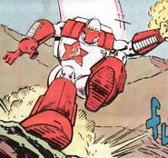 Mikhail Arkadin Rocket Red 001