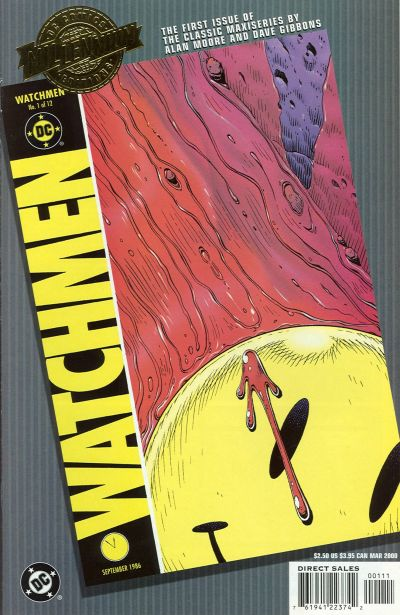 Millennium Edition: Watchmen Vol 1 1