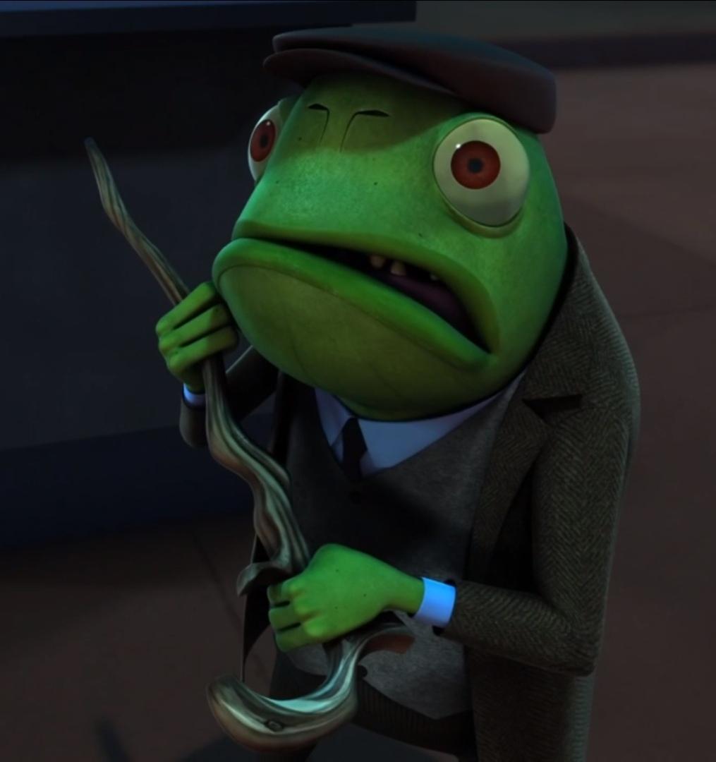 Mister Toad (Beware the Batman)