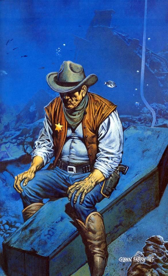 John Wayne (Preacher)