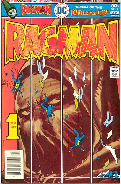 Ragman Vol 1