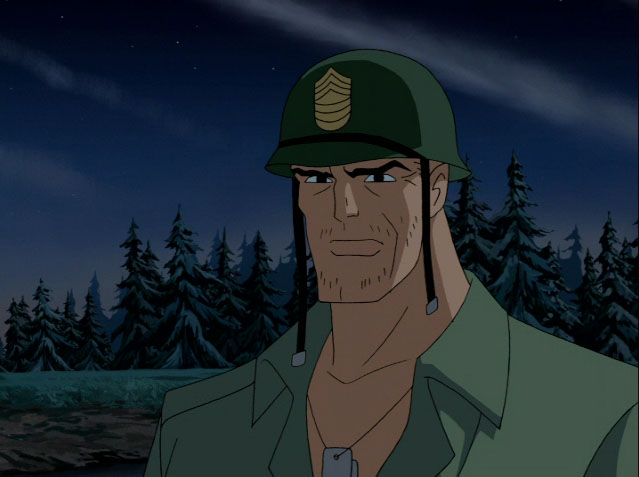 Franklin Rock (DCAU)