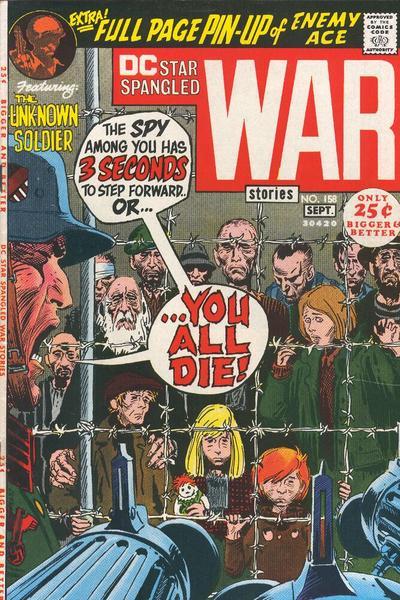 Star-Spangled War Stories Vol 1 158