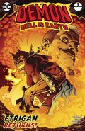 The Demon Hell Is Earth Vol 1 1