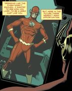 The Flash Eobard Thawne Prime Earth 0001