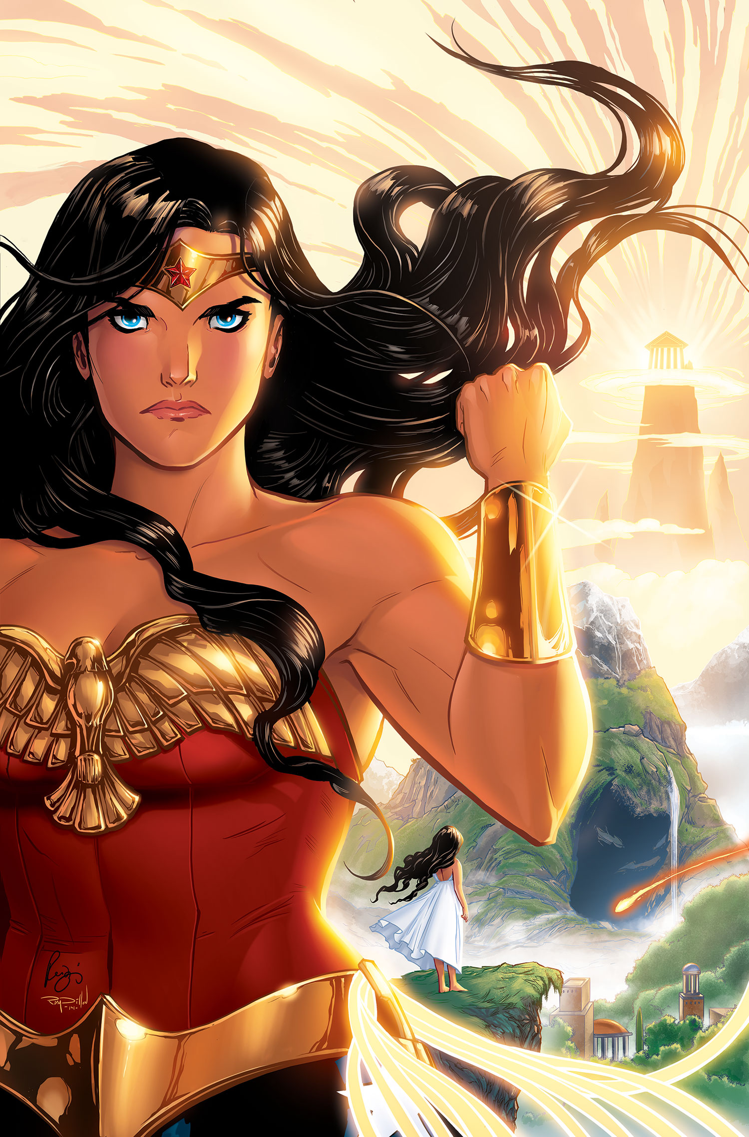 Diana of Themyscira (The Legend of Wonder Woman)