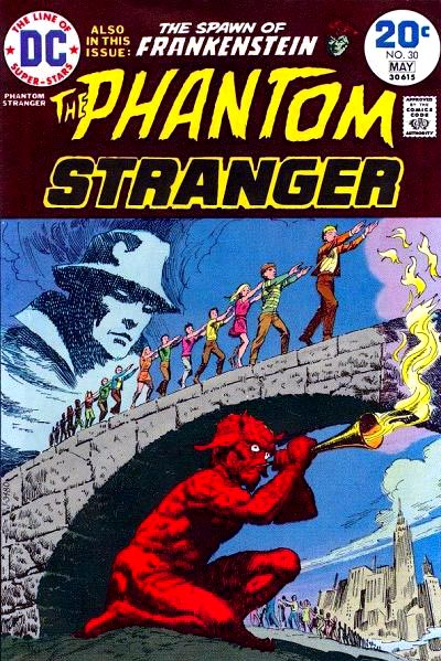 The Phantom Stranger Vol 2 30