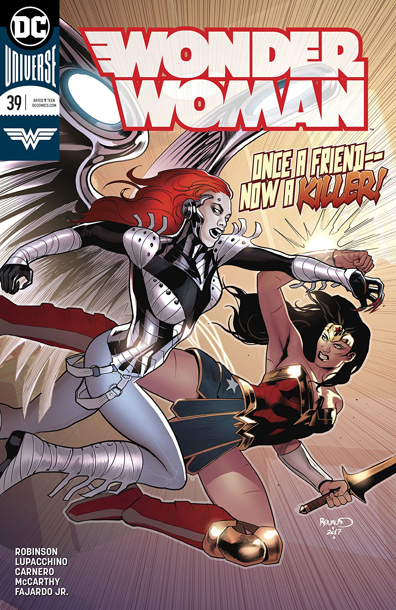Wonder Woman Vol 5 39
