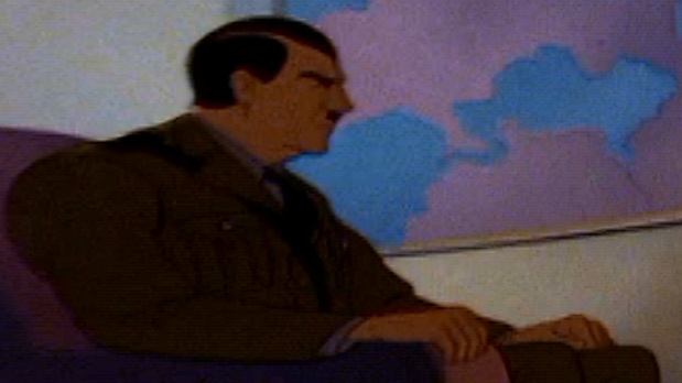 Adolf Hitler (1941 Superman Cartoons)