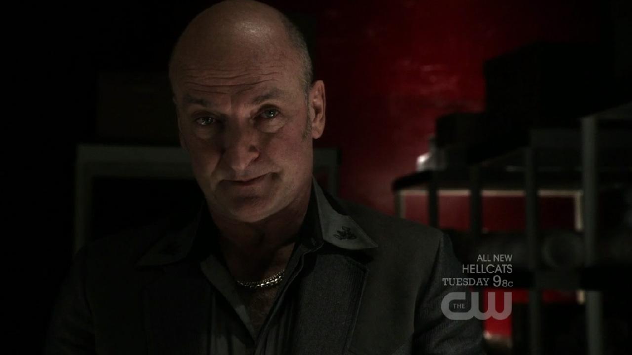 Amos Fortune (Smallville)