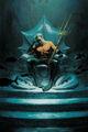 Aquaman Vol 8 16 Textless Variant