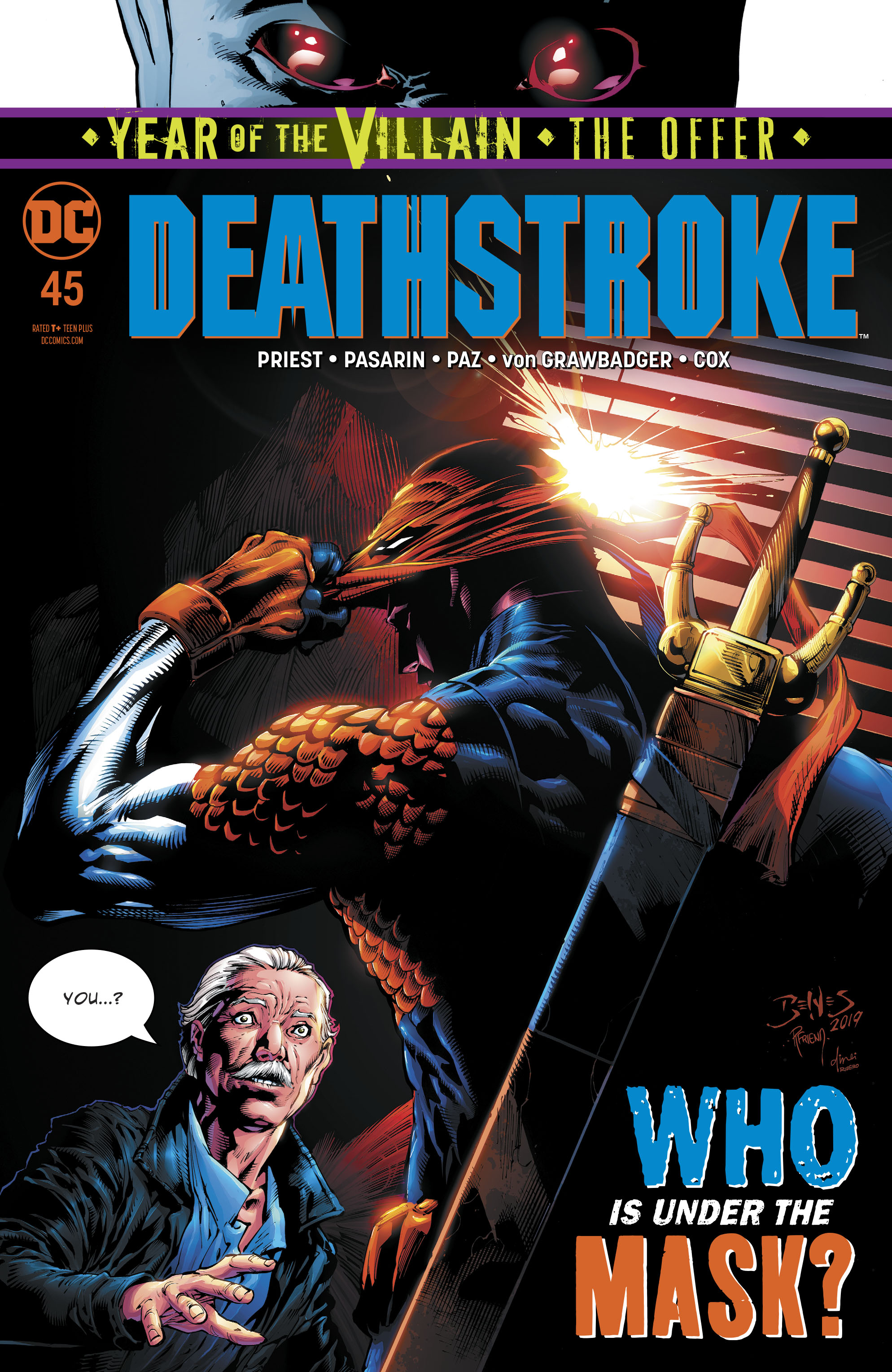 Deathstroke Vol 4 45