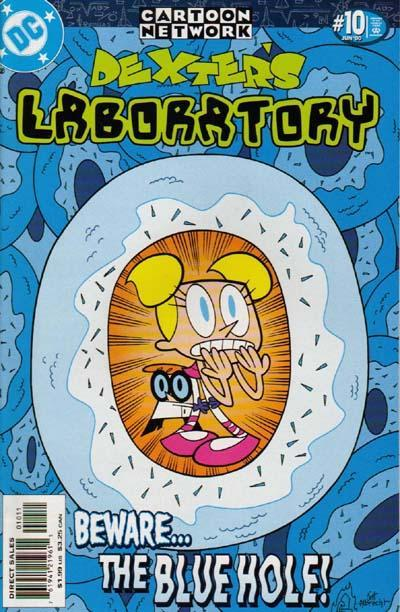 Dexter's Laboratory Vol 1 10