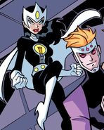 Doctor Light Teen Titans TV Series Wrong Place, Wrong Time 001