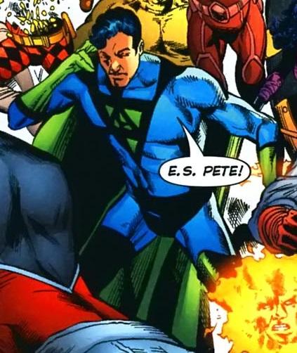 E.S. Pete (New Earth)
