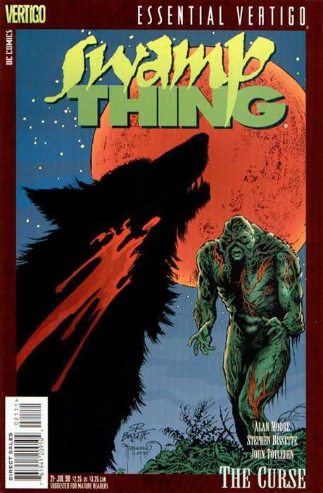 Essential Vertigo: Swamp Thing Vol 1 21