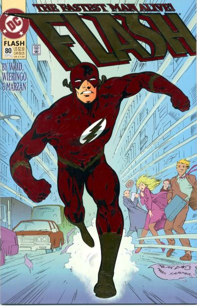 The Flash Vol 2 80