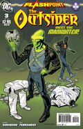 Flashpoint The Outsider Vol 1 3
