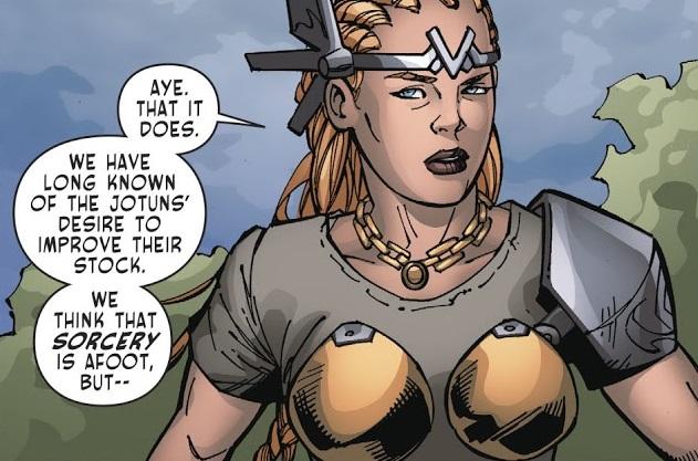 Freyja (Prime Earth)