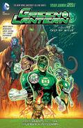 Green Lantern- Test of Wills