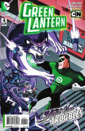 Green Lantern The Animated Series Vol 1 4