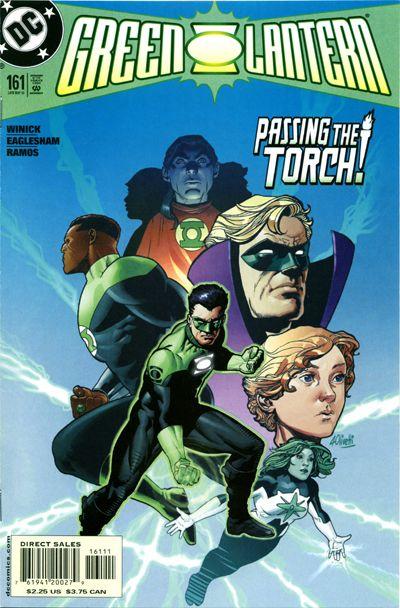 Green Lantern Vol 3 161