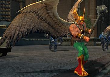 Carter Hall (DC Universe Online)