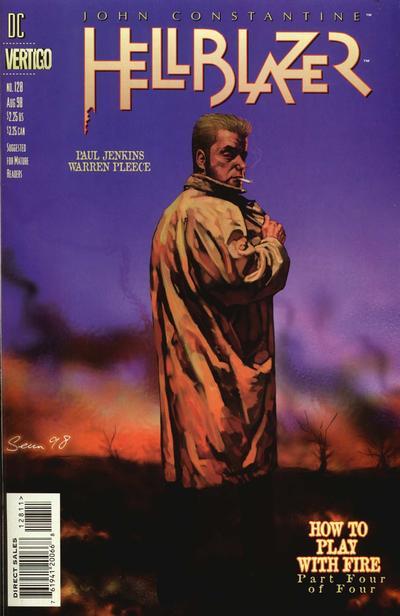 Hellblazer Vol 1 128
