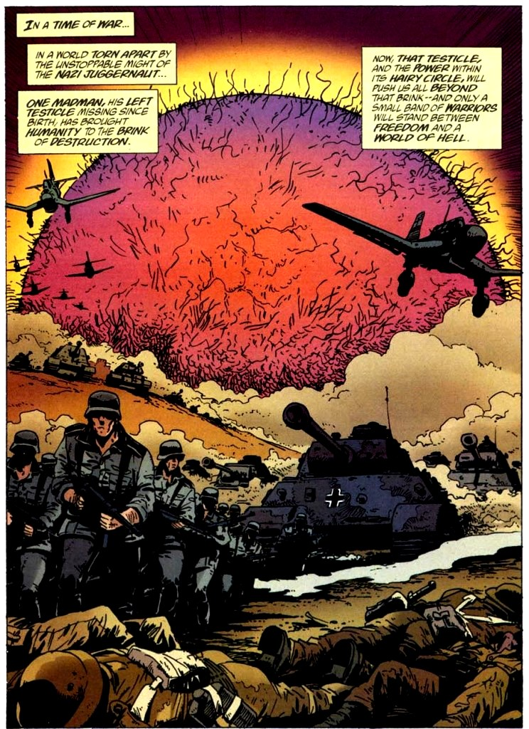 Adolf Hitler (Rifle Brigade)